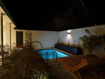 Einfamilienhausvilla in Vorarlberg - Pool2 Architekt Radolfzell | Thomas Köster | Architektur - Baukultur Radolfzell