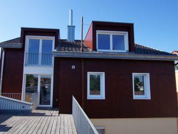 Aufstockung eines Einfamilienhauses - Architekt Radolfzell | Thomas Köster | Architektur - Baukultur Radolfzell