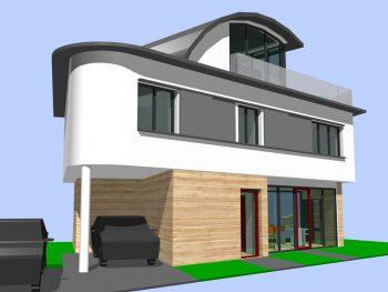 Architekt Radolfzell | Thomas Köster | Architektur - Baukultur Radolfzell Projektstudie 3
