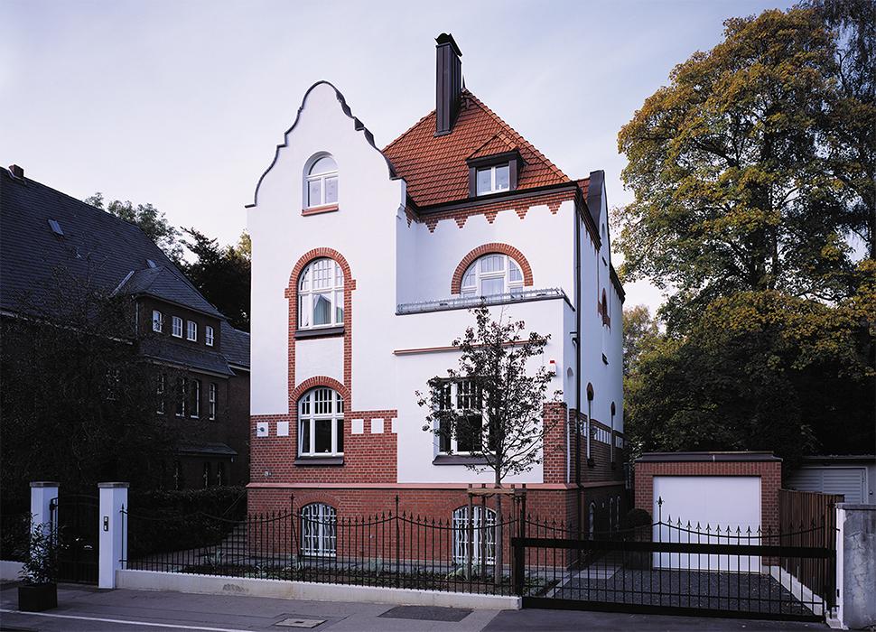 Architekt Radolfzell - Thomas Köster - Umbau einer Villa (1)