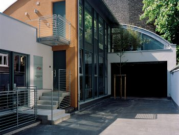 Architektur - Kuppel im Innenhof (9) von Thomas Köster Architekt Radolfzell